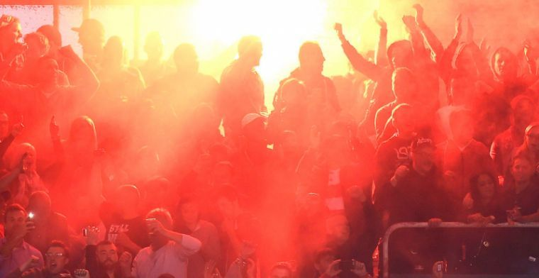 """Gheysens looft Antwerp-supporters: """"Alleen dat Bengaals vuur achterwege laten"""""""