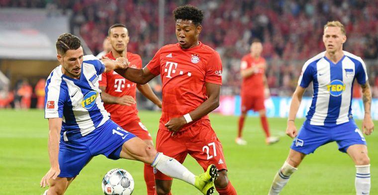 Scorende Lukebakio bezorgt Bayern München valse start in de Bundesliga