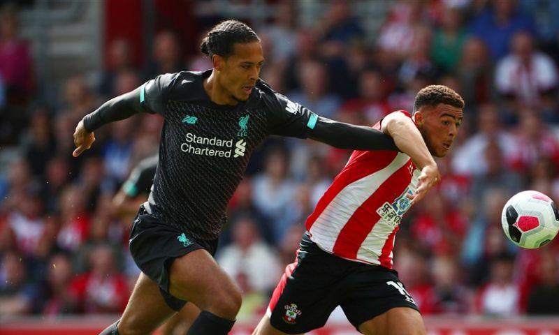 Afbeelding: Liverpool ontsnapt bij Southampton na blunder Adrian, Engels en Wesley onderuit