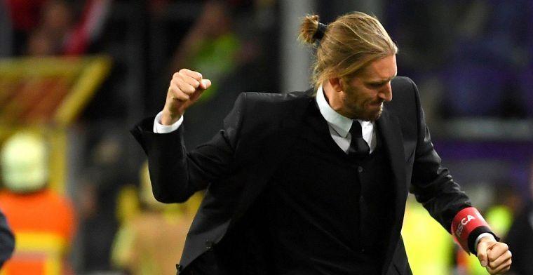 """Frutos laat zich uit over toekomst: """"Ooit werk ik weer bij Anderlecht"""""""
