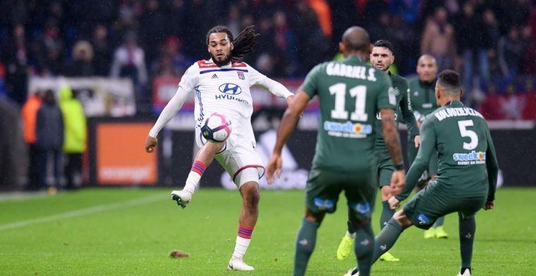 Rode Duivel Denayer breekt opvallend record bij Olympique Lyon