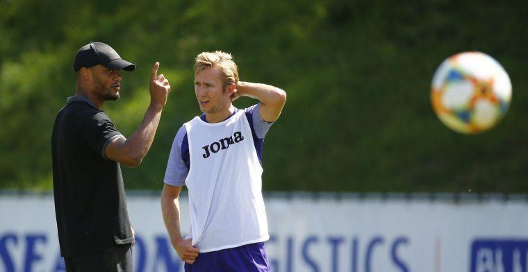 Vlap kan lof niet op over Anderlecht-spel: Het voetbal dat wij spelen ...