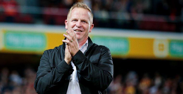 Mechelen is niet bezig met de stand van Club Brugge, maar met Cercle Brugge
