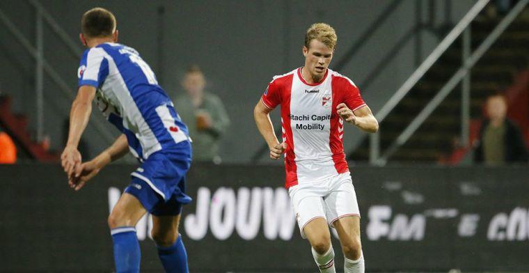 FC Emmen heeft 'kapitaal' in huis: 'Dan denk ik: te vroeg afgeschreven door PSV?'