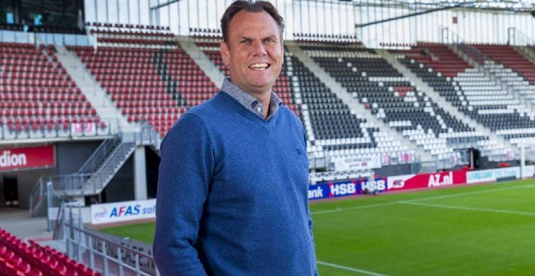 'Feyenoord rekent niet meer op komst van Eenhoorn door crisissituatie in Alkmaar'