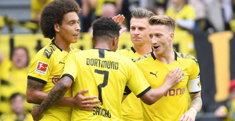 Heerlijke start voor Dortmund, Bosz en Weghorst; kater voor andere Nederlanders