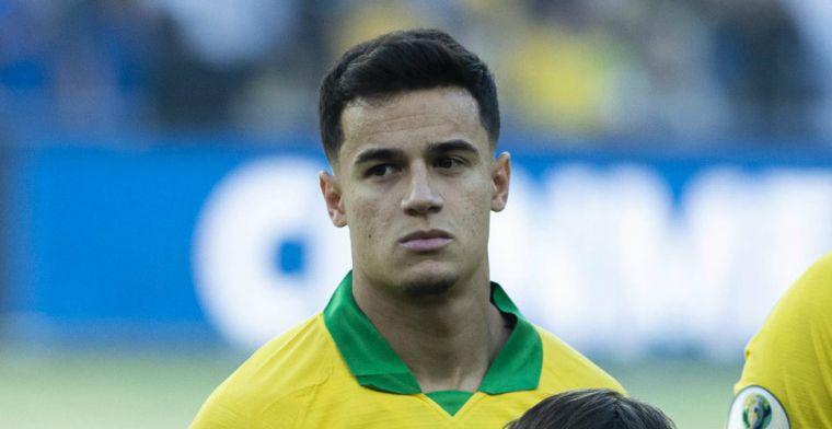 Bayern heeft Coutinho binnen, Salihamidzic kondigt alvast volgende deal aan
