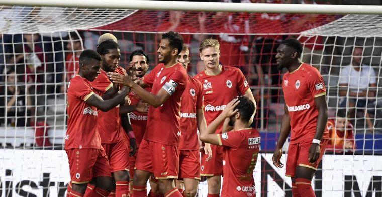 'Antwerp en Gent krijgen hulp van Pro League in zoektocht naar Europees voetbal'