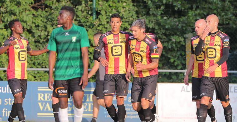 OPSTELLING: De elf namen bij KV Mechelen en Cercle Brugge