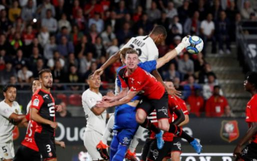 Afbeelding: Paris Saint-Germain verliest met Meunier in tweede speelronde van Stade Rennes