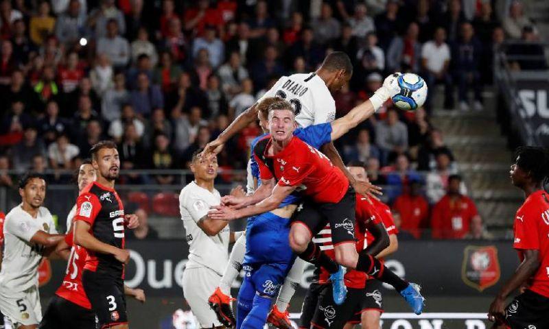 Afbeelding: Paris Saint-Germain glijdt al in tweede speelronde uit en verliest in Ligue 1