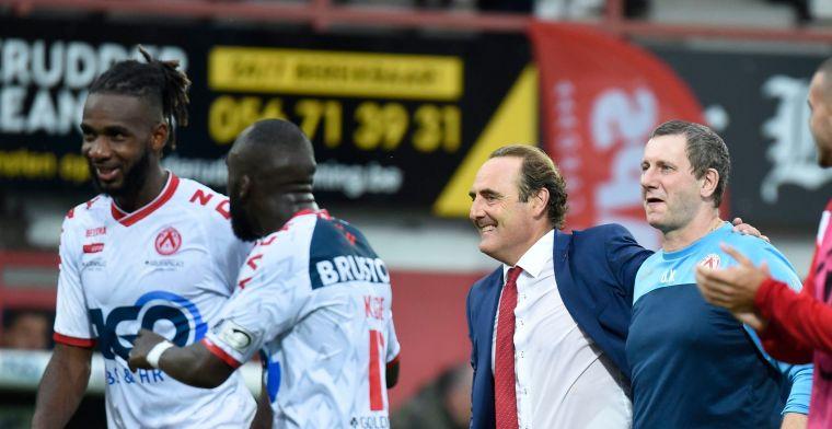 OFFICIEEL: Na zege tegen Anderlecht heeft Kortrijk nog 2 keer mooi contractnieuws