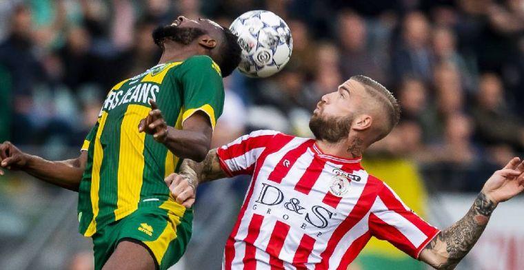 Kans op Sparta-transfer is 'fifty-fifty': 'Afspraak tussen hem en Van Stee'