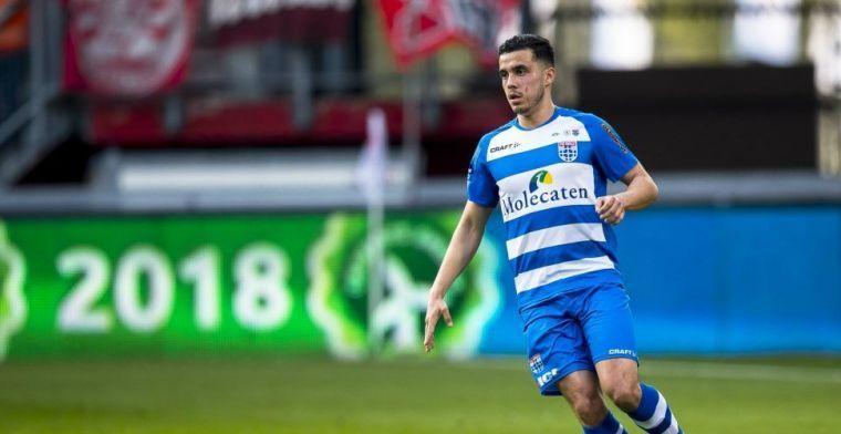 'PEC Zwolle verrast en haalt verloren zoon na één seizoen weer terug'
