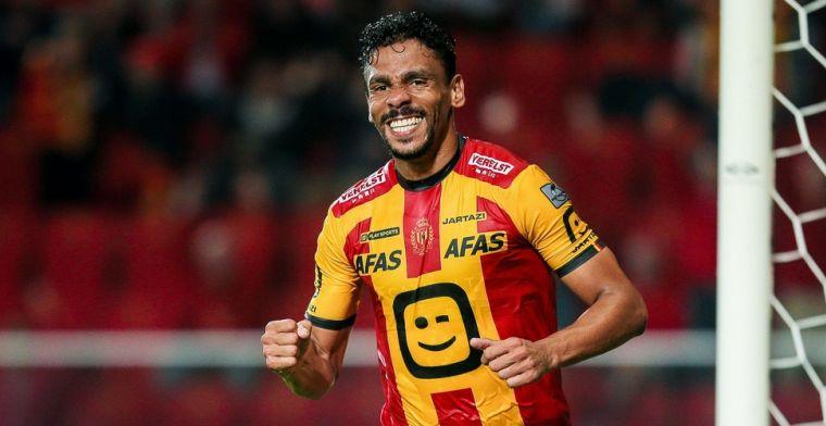 De Camargo waarschuwt concurrentie bij KV Mechelen: Zal vechten voor mijn plek