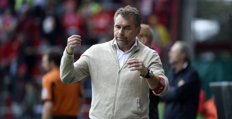 Coach van Moeskroen roert zich: Zijn de regels anders in België?