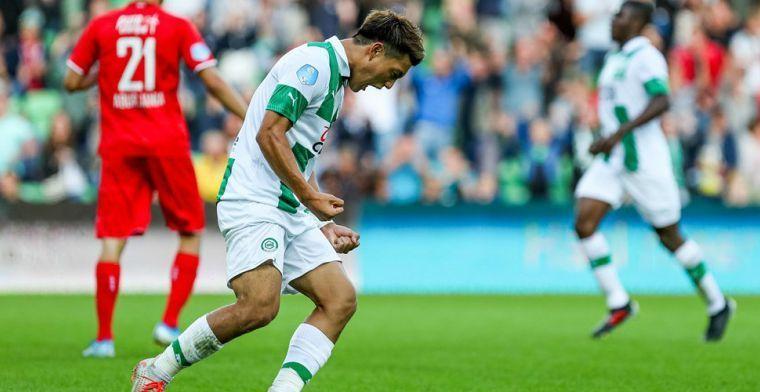 Doan 'heeft hoofdpijn' en haakt af bij FC Groningen: 'Dan ga ik daarvan uit'