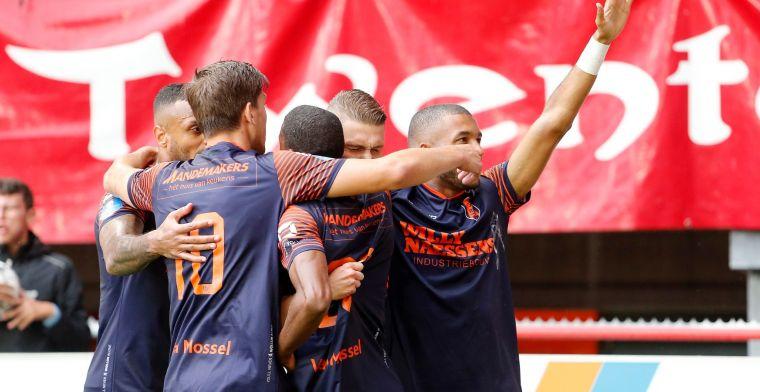Wat een wedstrijd: FC Twente en RKC delen de punten na bizarre slotfase