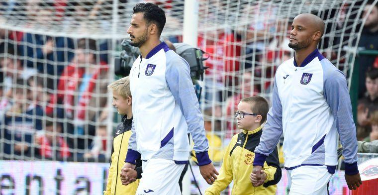 Chadli laat zich opmerken bij debuut voor Anderlecht: Hard blijven werken