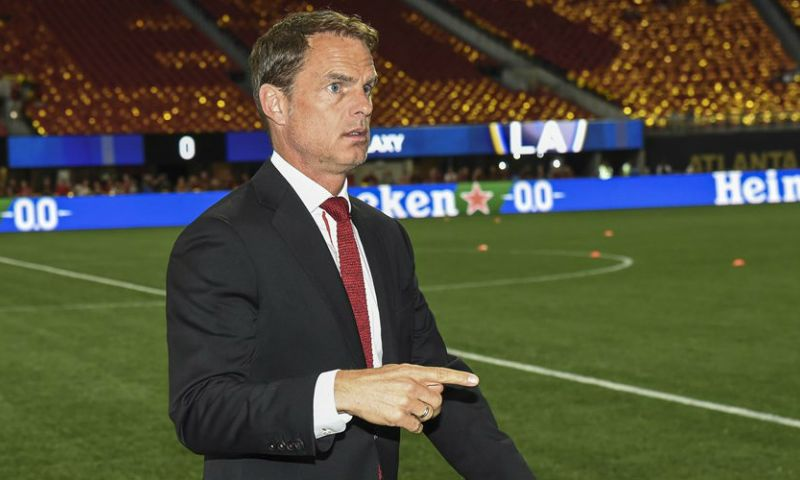 Afbeelding: De Boer en Atlanta United houden stijgende lijn vast en melden zich weer aan kop