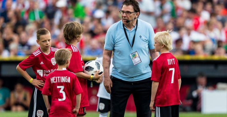 Van Hanegem: 'Je ziet wel dat zijn vertrek iets met Ajax heeft gedaan'