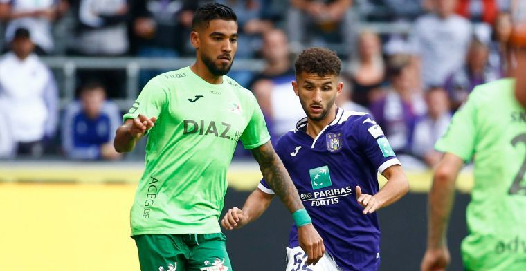 Vargas laat zich uit over zijn toekomst bij KV Oostende: Je weet nooit