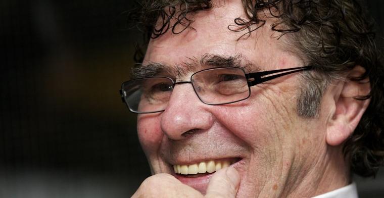 Troost benaderde Van Hanegem voor Feyenoord-rol: 'Zeg niets of kom het na'