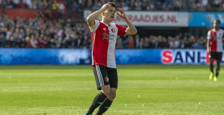 Janssen: 'Snap niet dat Feyenoord hem heeft gehaald, liep overal en nergens'