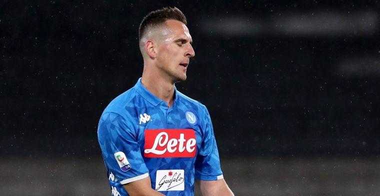 Tuttosport: Napoli wil Milik betrekken in ruildeal, ook Duitse belangstelling