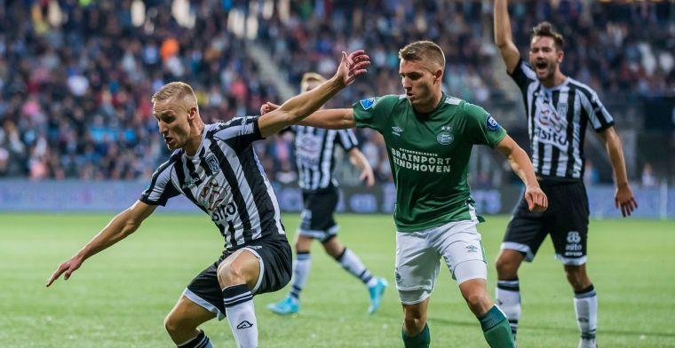 Hardop dromen van stap hogerop: 'Dan denk je aan AZ, Vitesse, FC Utrecht'