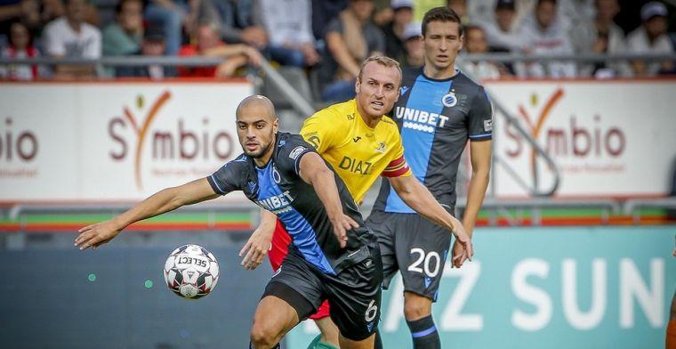 'Amrabat gaat toch overstag en staat nu al voor vertrek bij Club Brugge'