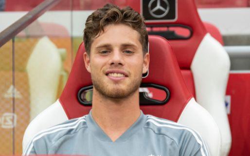 Afbeelding: Ajax-aankoop Pierie aan de bak op maandagavond: