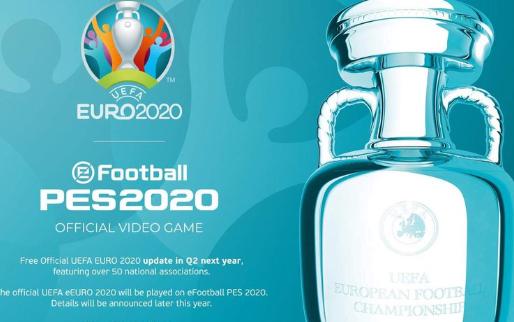 Afbeelding: Opmerkelijk: PES zet aanval verder in op FIFA en hengelt nu ook EK 2020 binnen