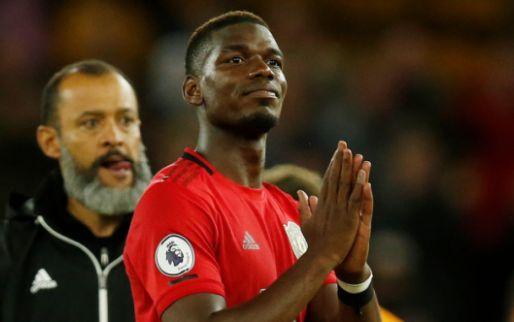 Afbeelding: Commotie in Engeland: United 'walgt' van racistische reacties na Pogba-misser
