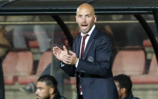 Afbeelding: 'Andere dynamiek' bij Jong Ajax voor Van der Gaag: 'Liefst zo jong mogelijk'