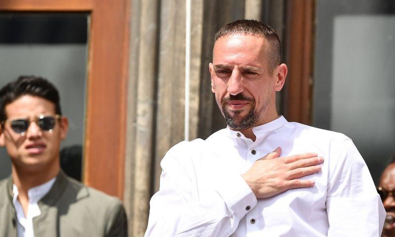 Afbeelding: UPDATE: 'Welcome legend!': Fiorentina legt Ribéry (36) voor twee jaar vast