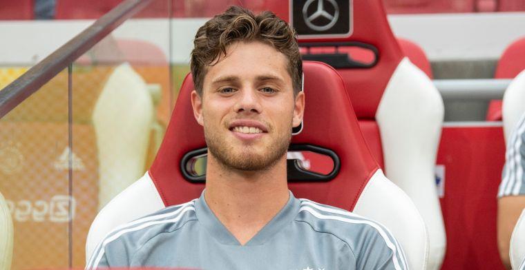Ajax-aankoop Pierie aan de bak op maandagavond: Ik zie dit als een kans