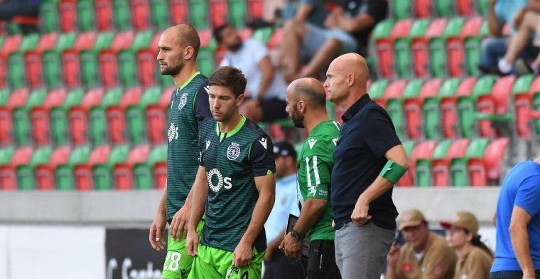 Zaakwaarnemer Dost slaat terug na fel statement van Sporting over Nederlander
