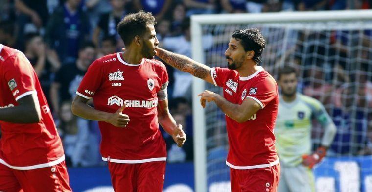 UPDATE: 'KAA Gent is Antwerp-sterkhouder Haroun nog steeds niet vergeten'