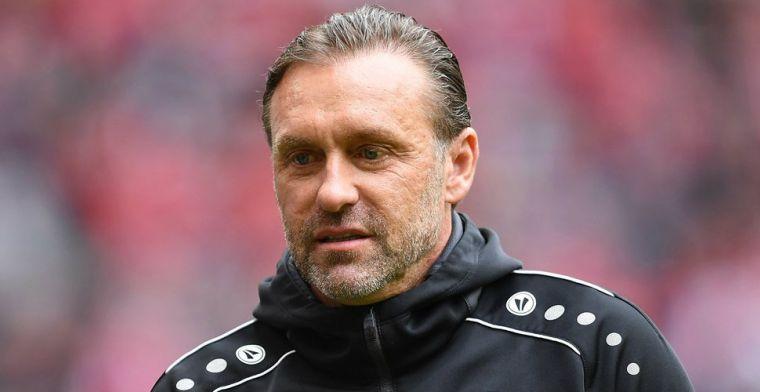 Van der Vaart over 'fenomenale' APOEL-trainer: 'Hij zei meteen: jij bent mijn man'