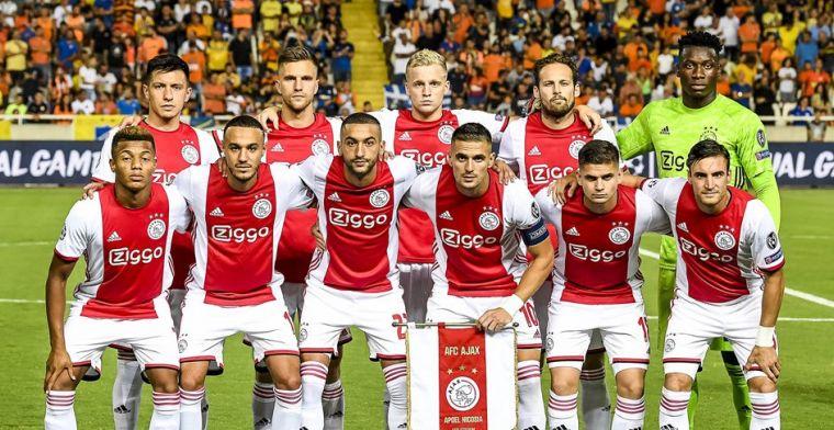 Spelersrapport: Marin en Mazraoui zakken door het ijs bij teleurstellend Ajax