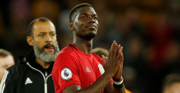 Commotie in Engeland: United 'walgt' van racistische reacties na Pogba-misser