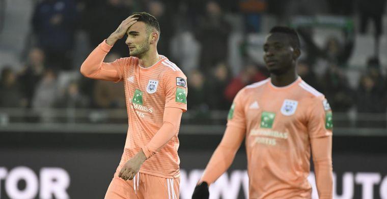 UPDATE: 'Anderlecht doet geen moeite meer en bereikt deal over Abazaj'