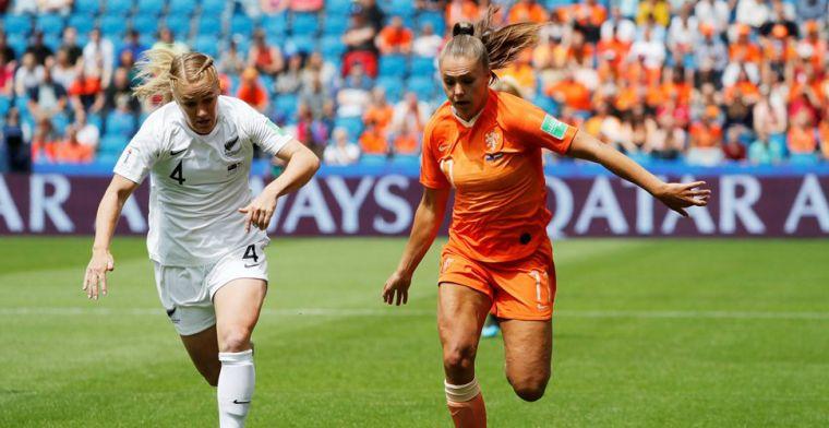 Oranje begint zonder Martens en Van Es aan EK-kwalificatiereeks