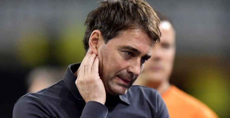 Weiler kan zich niet vinden in het nieuwe Anderlecht: Kompany op zijn manier