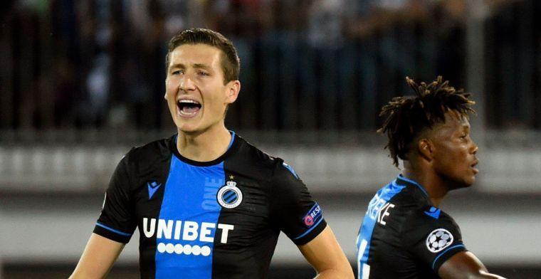 LIVE: Club Brugge wint in Oostenrijk met 0-1 van LASK Linz