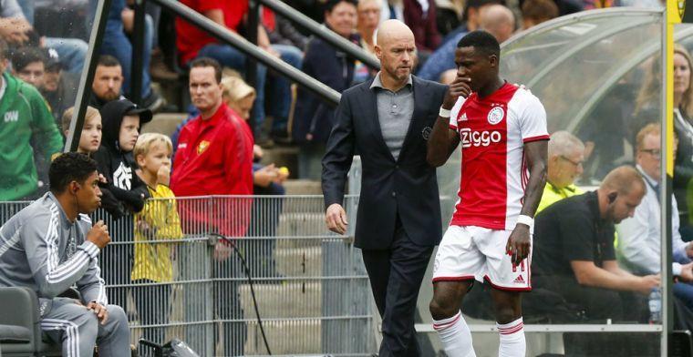 Ajax-trainer Ten Hag moet voorbereiding aanpassen: Kill the day