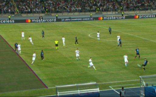 Afbeelding: Penalty voor Club Brugge was terecht in Europa, maar niet in Belgische competitie