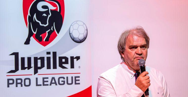 Pro League over transfersoaps: Dit probleem kan zich verspreiden
