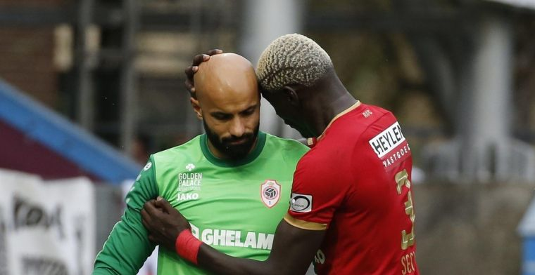 Bolat is klaar voor partij tegen AZ met Antwerp: 100% fit